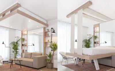 MINI CASE: I Piccoli appartamenti e come renderli confortevoli.